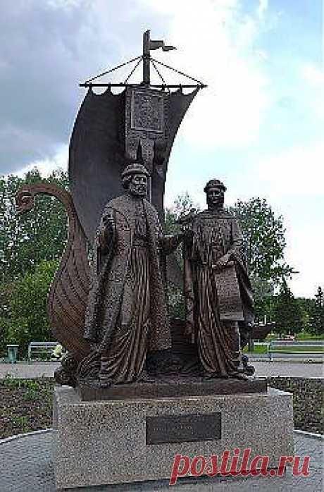 (56) Одноклассники Памятник Петру и Февронье-покровителям семьи и брака (Екатеринбург)