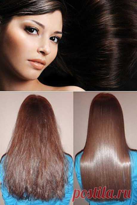 Рецепт желатинового ламинирования волос | Красота Внутри