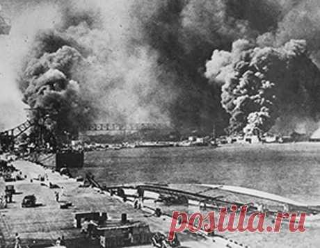 Зачем японцы напали на Перл-Харбор - Ваше мнение - медиаплатформа МирТесен 80 лет назад, 5 июля 1940 года, американцы в очередной раз стукнули кулаком по столу, заблокировав японский импорт в свою страну. А вся цепочка событий привела Японию к большой войне и выжженным городам. Как же японцы до такого докатились? Большой бардак в маленькой Японии Империя восходящего