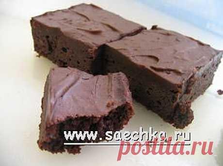 Шоколадное пирожное | рецепты на Saechka.Ru