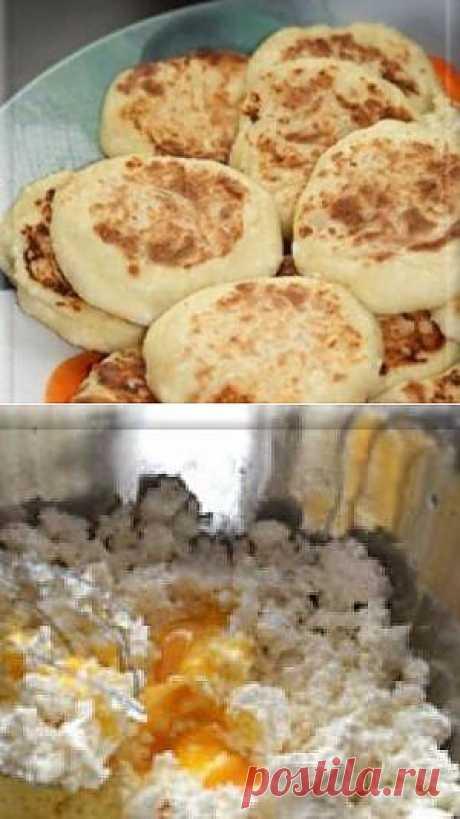 Сырники с грушей - рецепты с фото