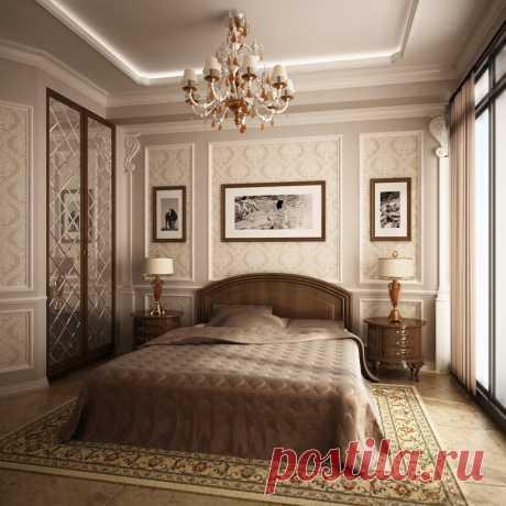 Классический стиль в интерьере - особенностей стиля для квартир и офисов (145 фото)