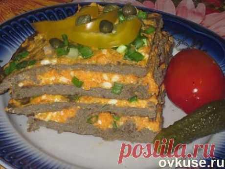 """Ужин """"Жена в шоке"""" - Простые рецепты Овкусе.ру"""