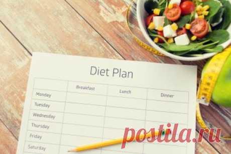 16 простых советов для быстрой потери веса