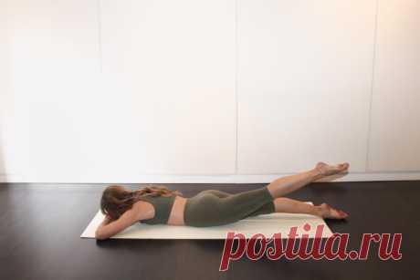 6 эффективных упражнений из пилатеса