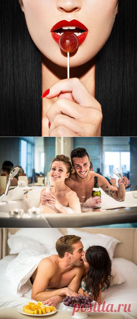 Еда и секс: 10 лучших продуктов | Женский портал