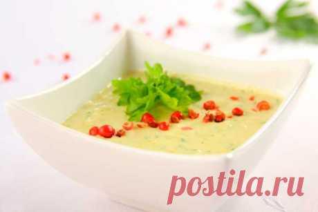 Соус сальса верде для закусок – пошаговый рецепт с фото.