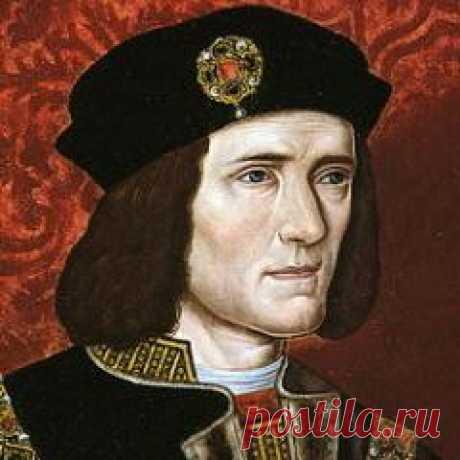 Сегодня 02 октября в 1452 году родился(ась) Ричард III-АНГЛИЯ