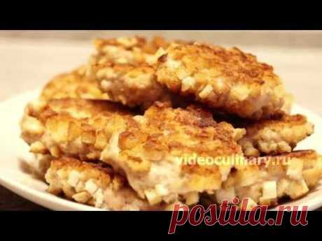 Pozharsky cutlets - the Recipe of the Grandmother Emma