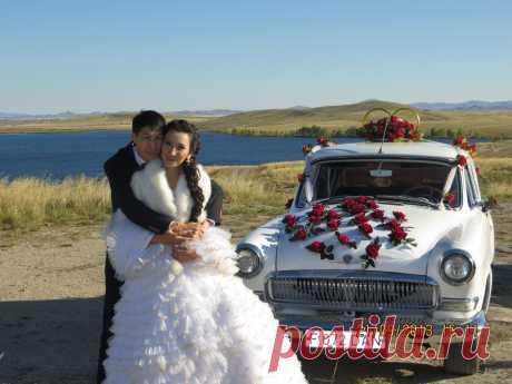 Свадьба у озера.