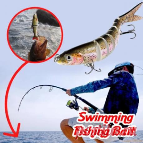 Swimming Fishing Bait – literaza