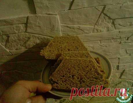 Домашний хлеб на закваске – кулинарный рецепт