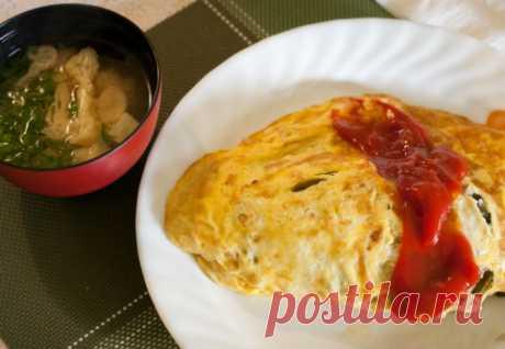 Стакан риса и 8 яиц: обед запоминается на всю жизнь | Краше Всех