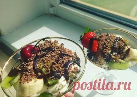 (6) Десерт с маскарпоне - пошаговый рецепт с фото. Автор рецепта Даша Кравченко . - Cookpad
