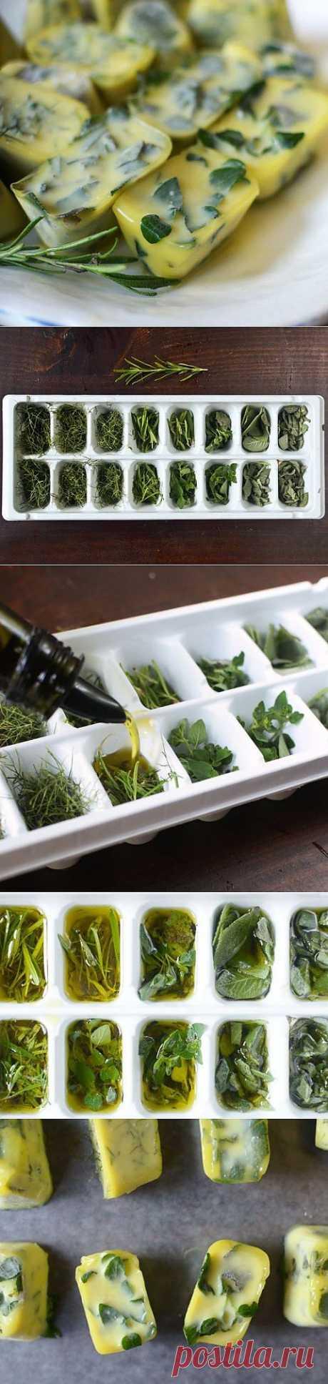 Заготовка свежей зелени | Делаем сами