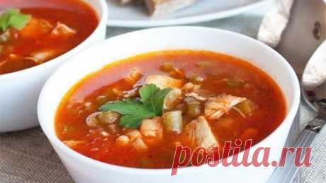 We cook Bean soup easily and with pleasure