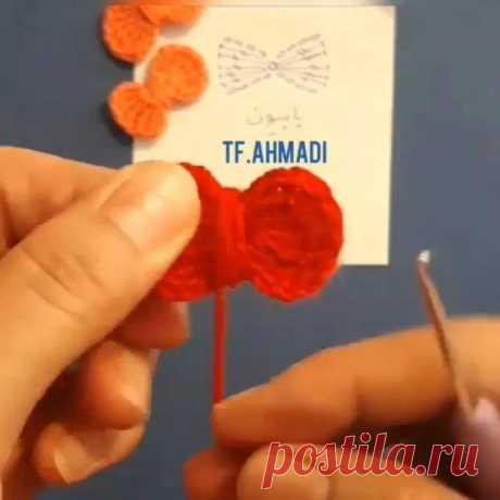 Crochet Ribbon Making