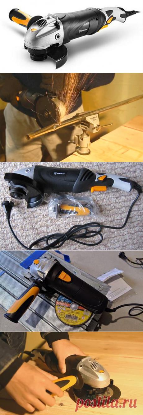 Электрическая угловая шлифовальная машина DEKO DKAG25LD1 болгарка с Алиэкспресс | Super-Blog