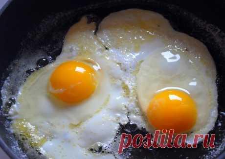 Свекор научил добавлять воду при жарке яичницы всегда удачный завтрак на столе