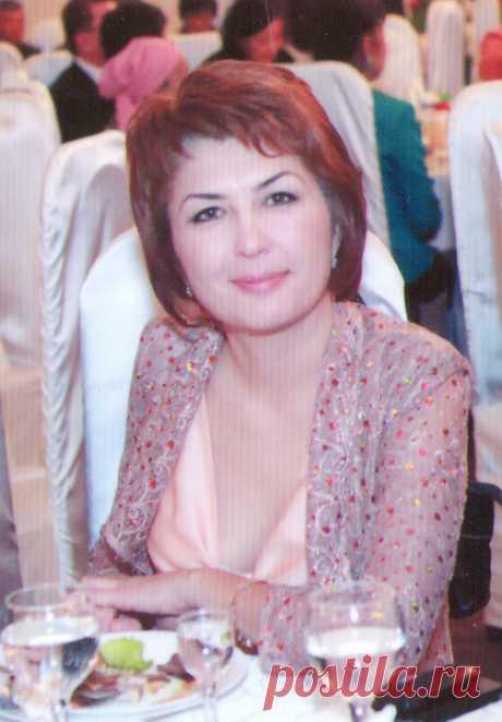 Джамиля Айтматова
