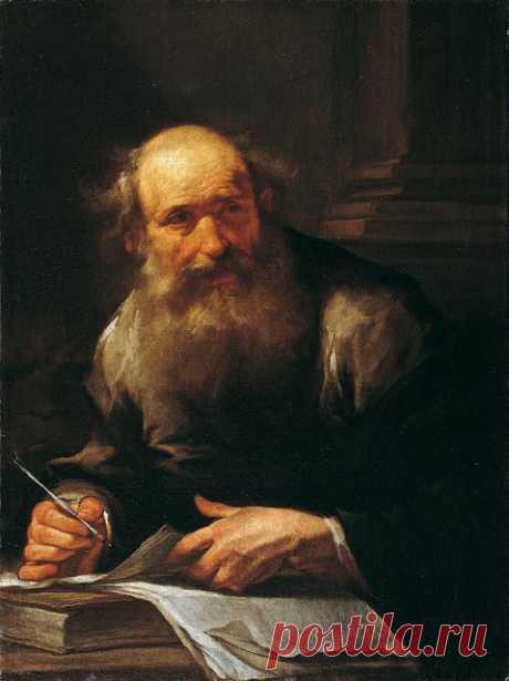 El apóstol y el evangelista Marc