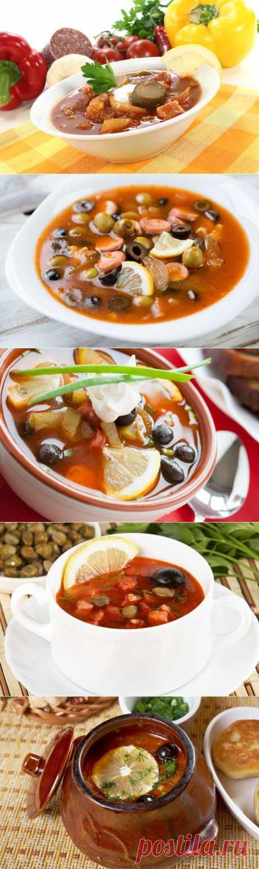 Как приготовить солянку: 5 секретов и тонкостей - KitchenMag.ru