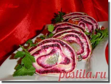 Блины с селедкой - Новогодняя Шуба в блинах с яйцом рецепт с фото пошагово - 1000.menu