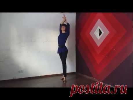 4 arm raising techniques - useful tips from Anna LEV
