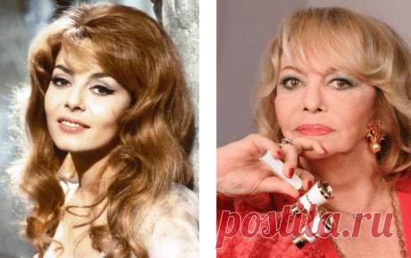 Как стареют знаменитые красавицы | nakonu.com