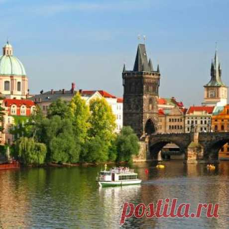 Тур Чехия, Прага из Москвы за 31000р, 16 октября 2019