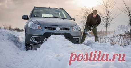 Устройство за 500 руб. позволяет даже в лютый мороз быстро завести любую машину