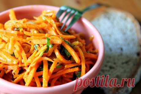 Морковь по-корейски: 4 рецепта |