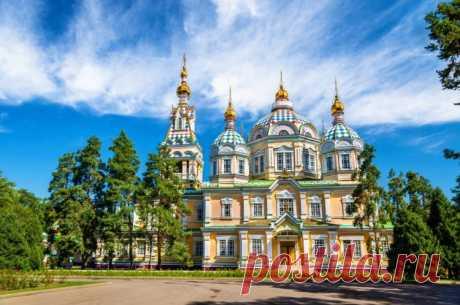 Достопримечательности Казахстана: Топ-25 (МНОГО ФОТО)