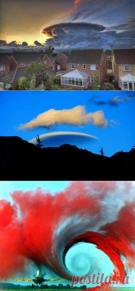 (+1) тема - Невероятно красивые облака со всего света | ЛЮБИМЫЕ ФОТО