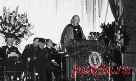 Уроки истории: интервью Сталина о фултонской речи Черчилля