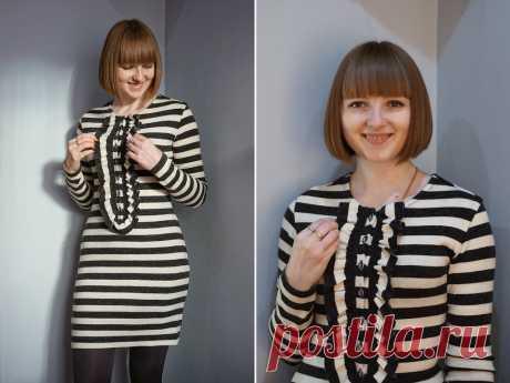 Шью супер теплое зимнее платье! - Bezdushna Fashion: DIY, Fashion, Lifestyle
