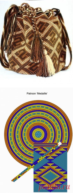 Колумбийская мочила - схемы