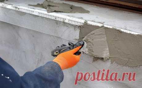 5 ошибок, из-за которых свежая штукатурка отваливается от стен — Строительство и отделка — полезные советы от специалистов