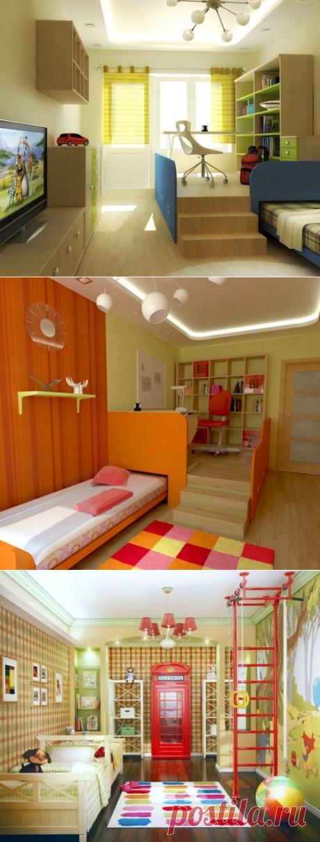 Красивое и комфортное оформление комнаты для подростка, фото дизайнов