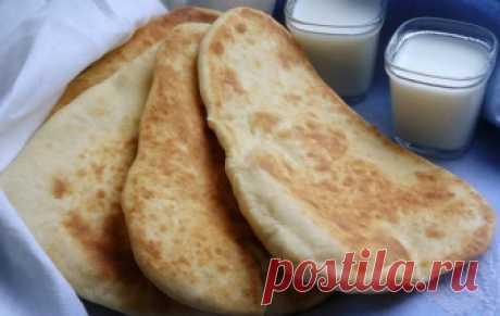Индийские лепeшки Наан / Лепешки / TVCook: пошаговые рецепты с фото