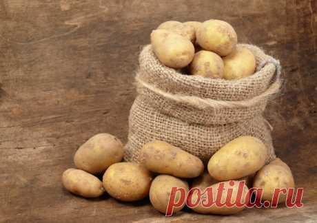 Как правильно хранить картофель в доме или квартире... Жалко, что не знала об этом раньше!