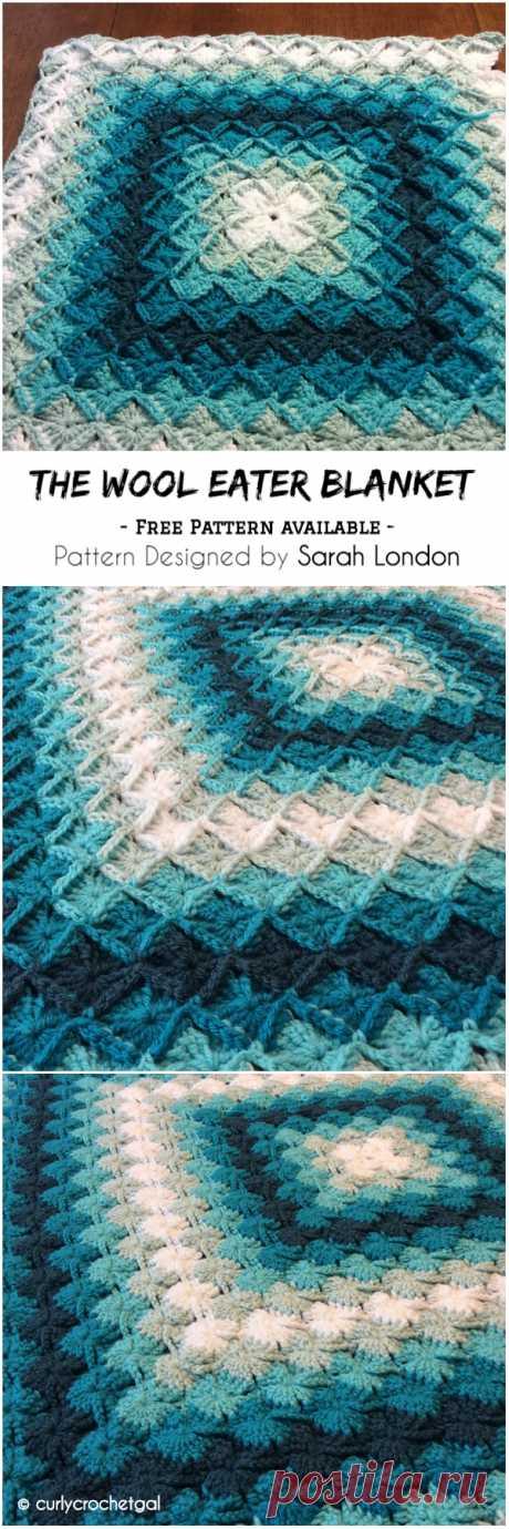 Crochet For Baby Blanket