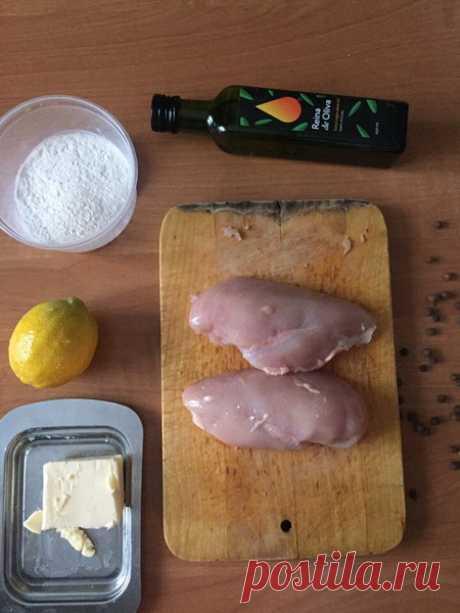 «Куриная пиката» - простой и быстрый рецепт приготовить грудку, чтобы она была мягкой и сочной - Пир во время езды