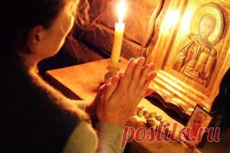 Молитва родителей на благословение детей / Мистика