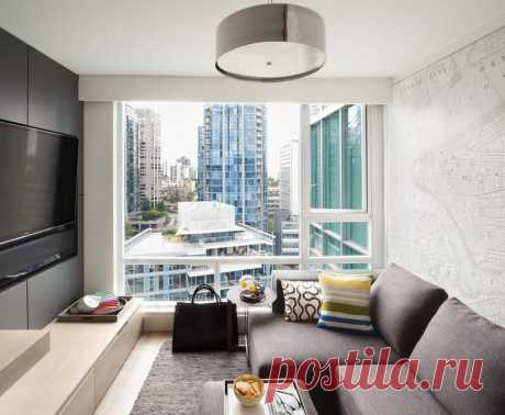 10 советов по дизайну интерьера маленькой квартиры | Luxury House | Пульс Mail.ru Дом – это место, где хочется чувствовать комфорт и уют. Но в маленькой компактной квартире помимо уюта, очень важна функциональность и...