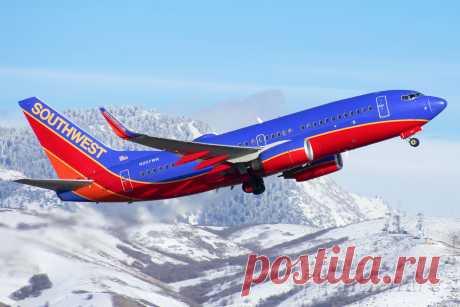 Фото Southwest B737 (N207WN) ✈ FlightAware