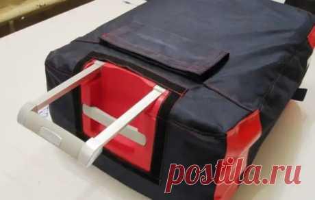 Защитный чехол на чемодан своими руками - Сам себе мастер - медиаплатформа МирТесен