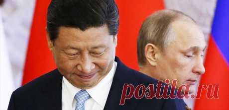 Китай отказался считать Россию партнером номер один
