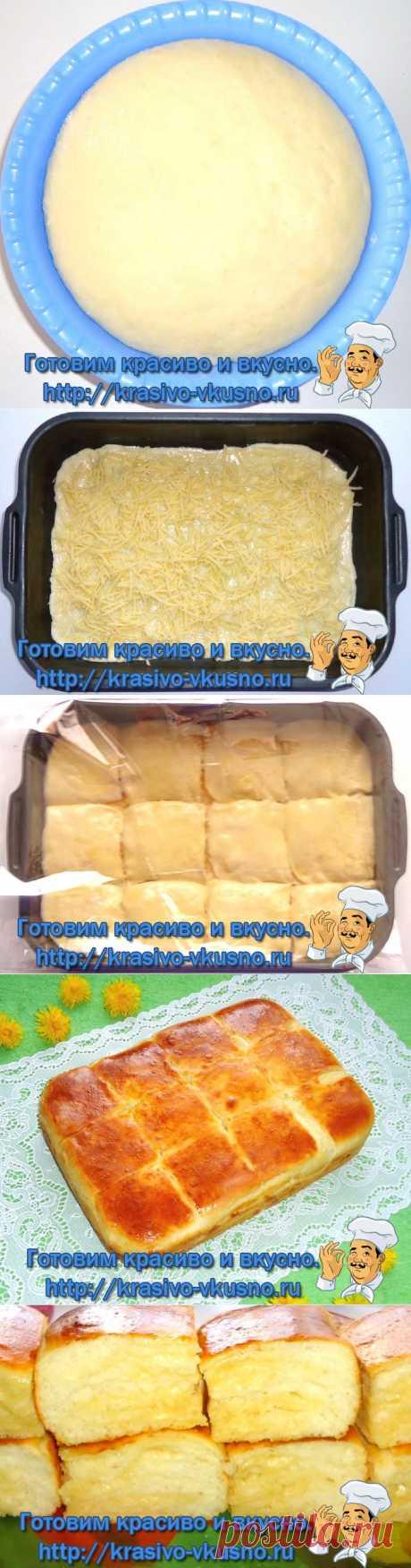 Очень вкусный пирог с сыром - Поверьте, нет ничего вкуснее!.