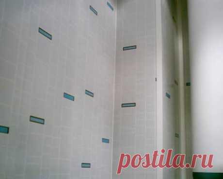 Правильная отделка стен пластиковыми панелями — Самострой